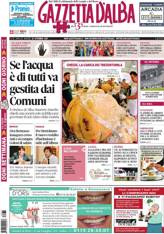 Prima_pagina_Gazzetta_dAlba_n_35_2017