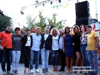 Buona la prima per il Radio Alba Festival. A Nicolas Roncea il premio di Gazzetta d'Alba 1