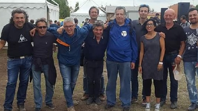 """Delegazione albese a Rimini per """"Italia a 5 stelle"""""""