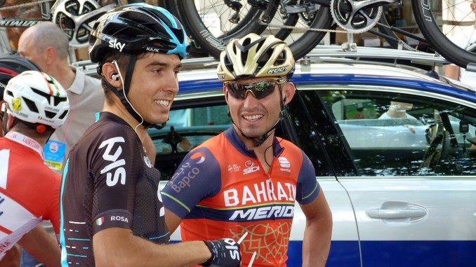 Cinque corse in Italia in poco più di una settimana attendono Diego Rosa