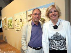Tullio Pericoli e il suo paesaggio rivoluzionario in mostra ad Alba