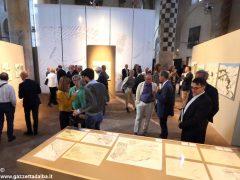 Tullio Pericoli e il suo paesaggio rivoluzionario in mostra ad Alba 5
