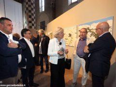 Tullio Pericoli e il suo paesaggio rivoluzionario in mostra ad Alba 7