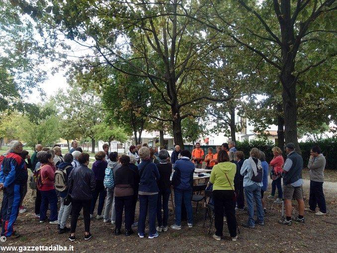 Lunedì 25 partono i gruppi di cammino per gli anziani attivi di Alba 1