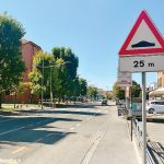 Strisce pedonali pericolose in corso Piave
