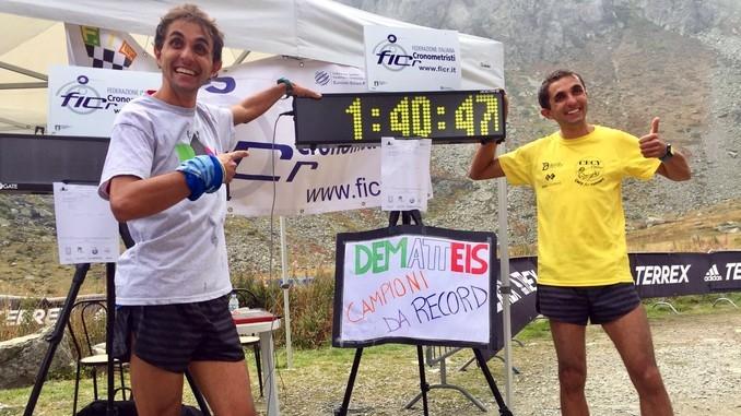 Nuovo record di ascesa al Monviso:  Bernard Dematteis ce l'ha fatta