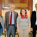 Egea sostiene gli studenti disabili