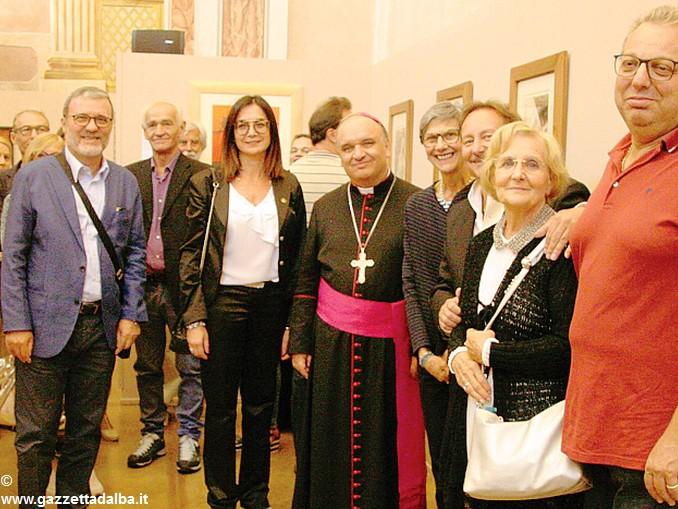 inaugurazione chagall