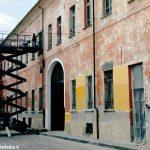 Il complesso della Maddalena sarà tinteggiato  di colore giallo