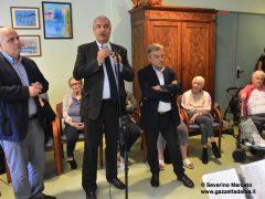 Inaugurati all'Ottolenghi di Alba un nuovo giardino verticale e sollevatori per gli ospiti 2