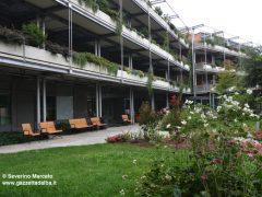 Inaugurati all'Ottolenghi di Alba un nuovo giardino verticale e sollevatori per gli ospiti 7