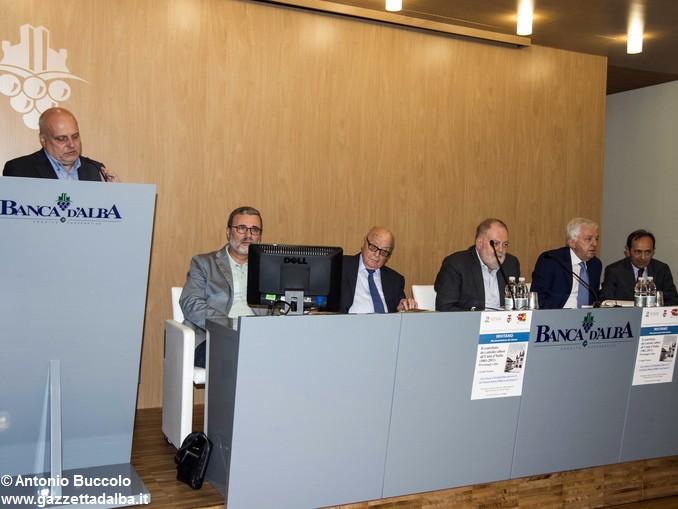 presentazione volume Giulio Parusso – Foto Antonio Buccolo