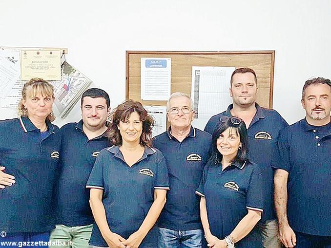 protezione civile COrtemilia