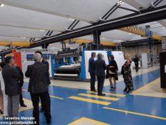 Ad Alba inaugurato il nuovo polo industriale Tcn group 9