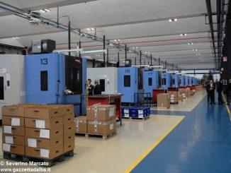 Ad Alba inaugurato il nuovo polo industriale Tcn group 10