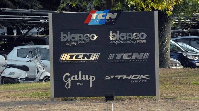 Ad Alba inaugurato il nuovo polo industriale Tcn group 11