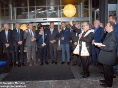 Ad Alba inaugurato il nuovo polo industriale Tcn group 4