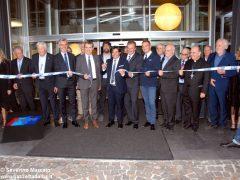 Ad Alba inaugurato il nuovo polo industriale Tcn group 5