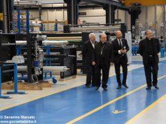 Ad Alba inaugurato il nuovo polo industriale Tcn group 8