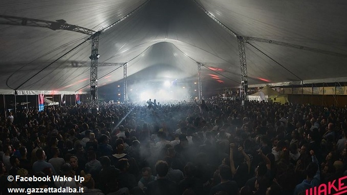 Mondovì: spray al peperoncino al concerto di Ghali