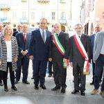 Delegazione di Giresun accolta in municipio. Oggi il gemellaggio