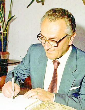 La figura di Arnaldo Rivera rivive tra foto d'epoca e grandi vini 1