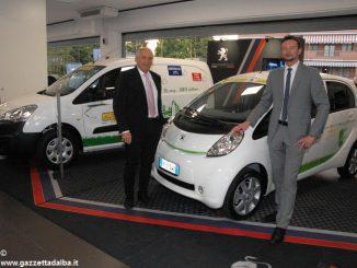 L'automobile elettrica c'è. Ora servono i necessari punti ricarica