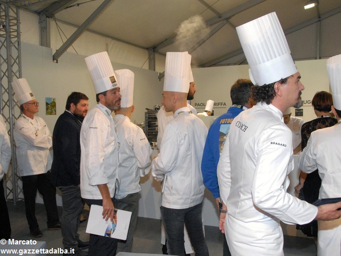 Bocuse d'or Chef 1