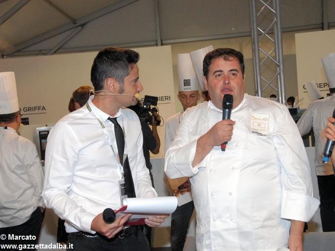 Bocuse d'or Gennaro esposito 1