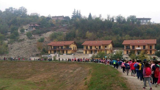 Oltre 900 studenti in festa sulle casse di espansione del Belbo