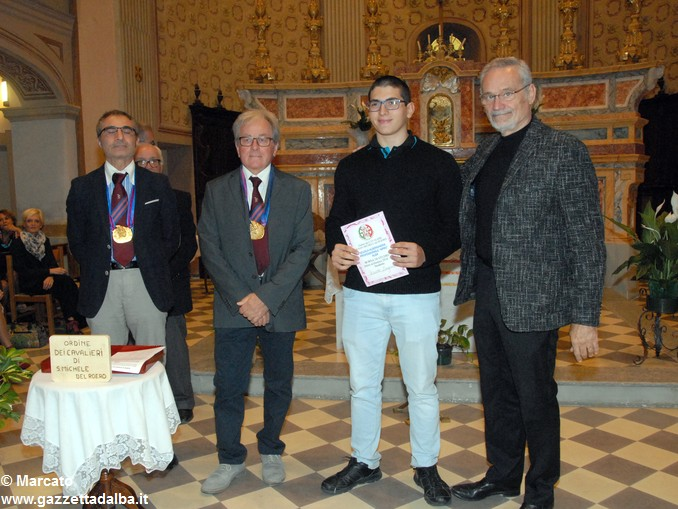 Cavalieri di San Michele del Roero borse di studio (5)