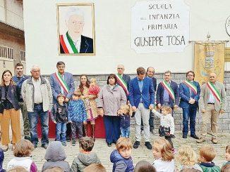 Cossano Belbo ha ricordato Beppe Tosa, sindaco conciliante e concreto