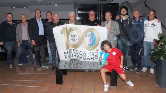 L'Albese festeggia i cento anni con le vecchie glorie al Coppino