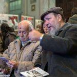 Antonio Lombardo ricorda l'amico ed ex partigiano Elia Somenzi