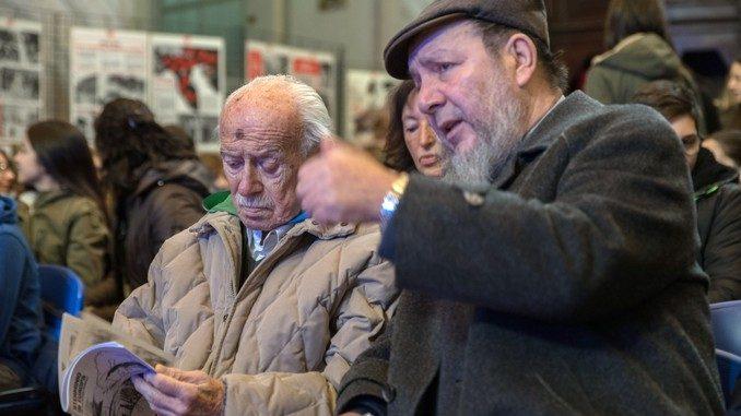 Addio all'ex partigiano Elia Somenzi, uomo integerrimo 1