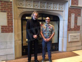 Filippo Cosentino visiting professor negli Stati Uniti
