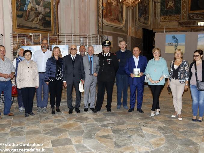 Inaugurazione mostra di pittura Antonella Tavella e Francesco Pellerano
