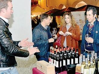 Langhe e Roero con prodotti e vini della Granda nel centro di Alba