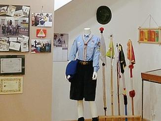 Esposizione degli scout albesi per i 100 anni di attività