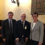 Il sottosegretario Federica Chiavaroli: «Il carcere riaprirà completamente nel 2018»