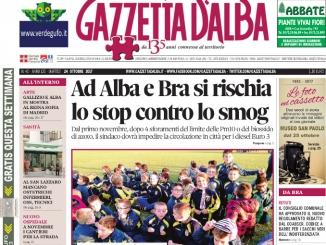 La copertina del numero 40 di Gazzetta, in edicola martedì 24 ottobre