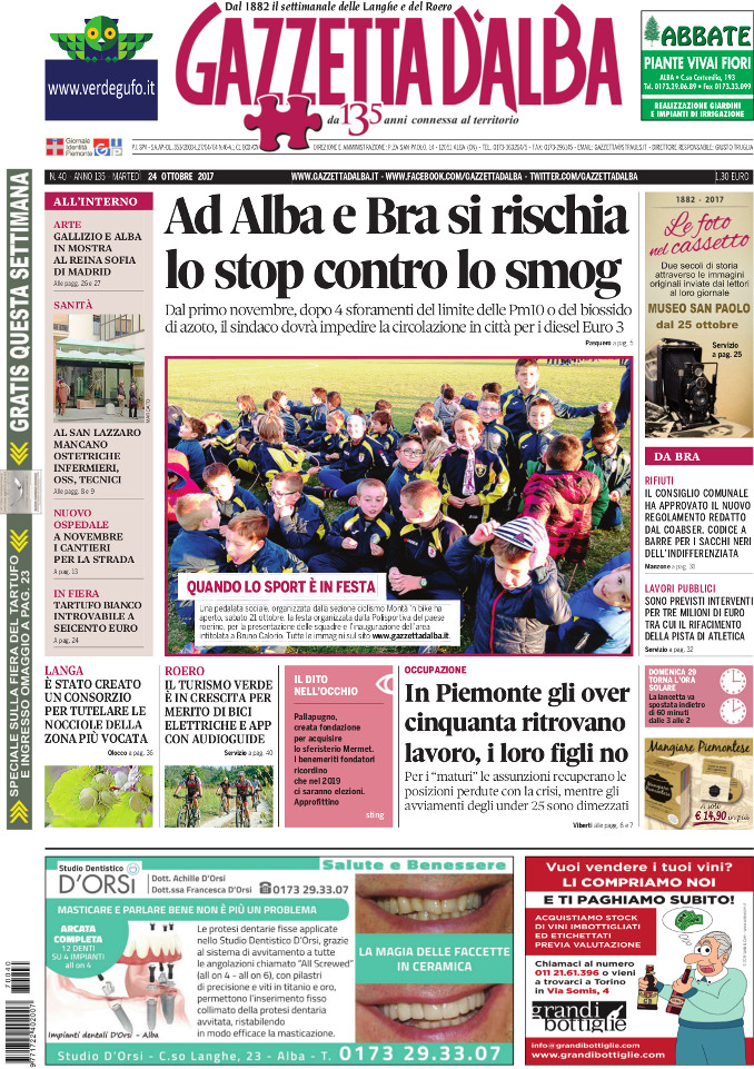 Prima_pagina_Gazzetta_dAlba_n_40_2017