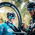 Diego Rosa arriva con i migliori al Giro di Romandia