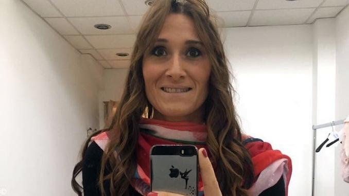 Simona Buffa di Roddi a Caduta libera con Gerry Scotti il 17 e il 20 ottobre