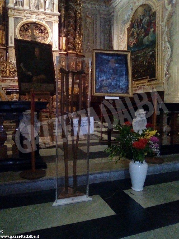 Le stampelle del beato Luigi Novarese, apostolo dei malati 1