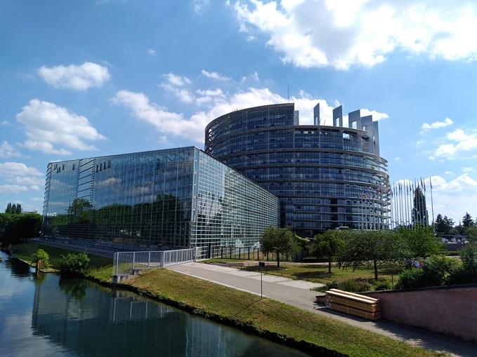 Strasburgo Parlamento