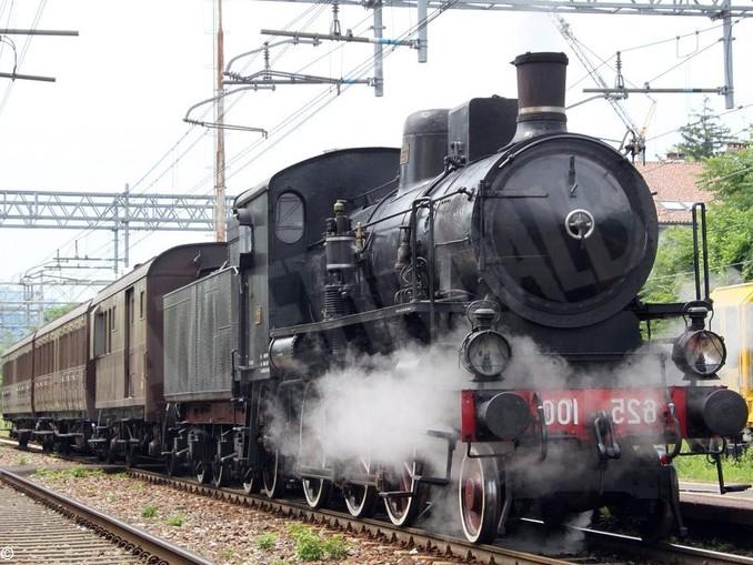 alba treno vapore
