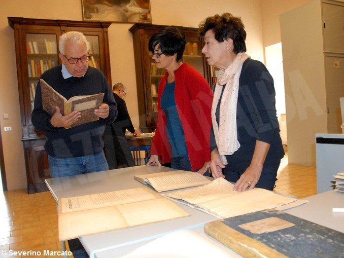 Materna Città di Alba: 170 anni in 23 metri di archivi 1