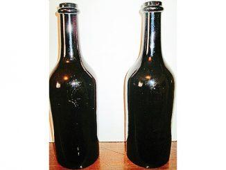 L'origine inglese delle bottiglie Porinotte