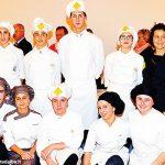 La sfida degli extrafood di pera Madernassa e kiwi alla Fiera del tartufo